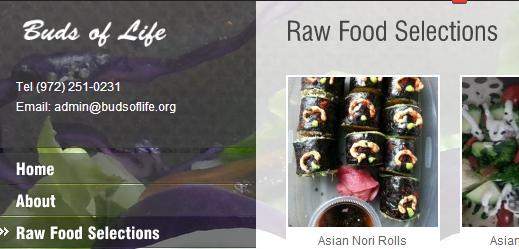 Raw Food Buds of Life