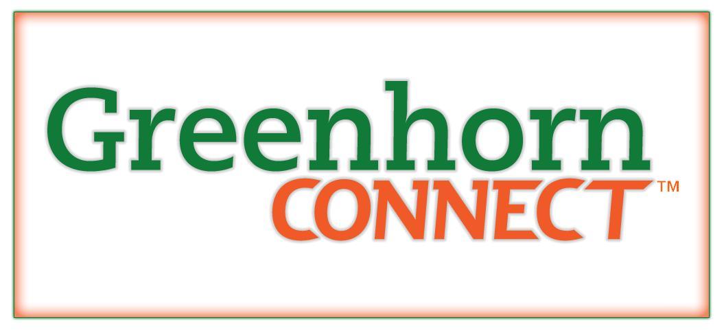 Greenhorn Connect Logo