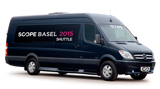 SCOPE Basel Shuttle