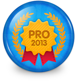 Pro 2013