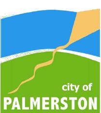City of Palmerston logo