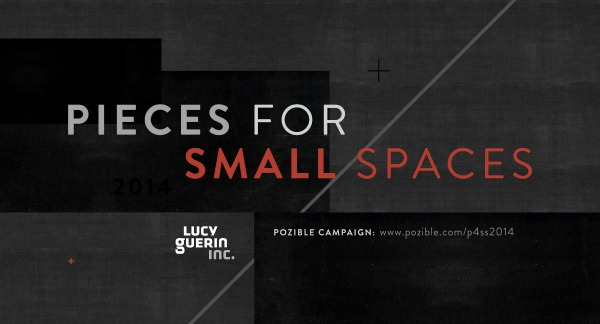 Pieces for Small Spaces 2014