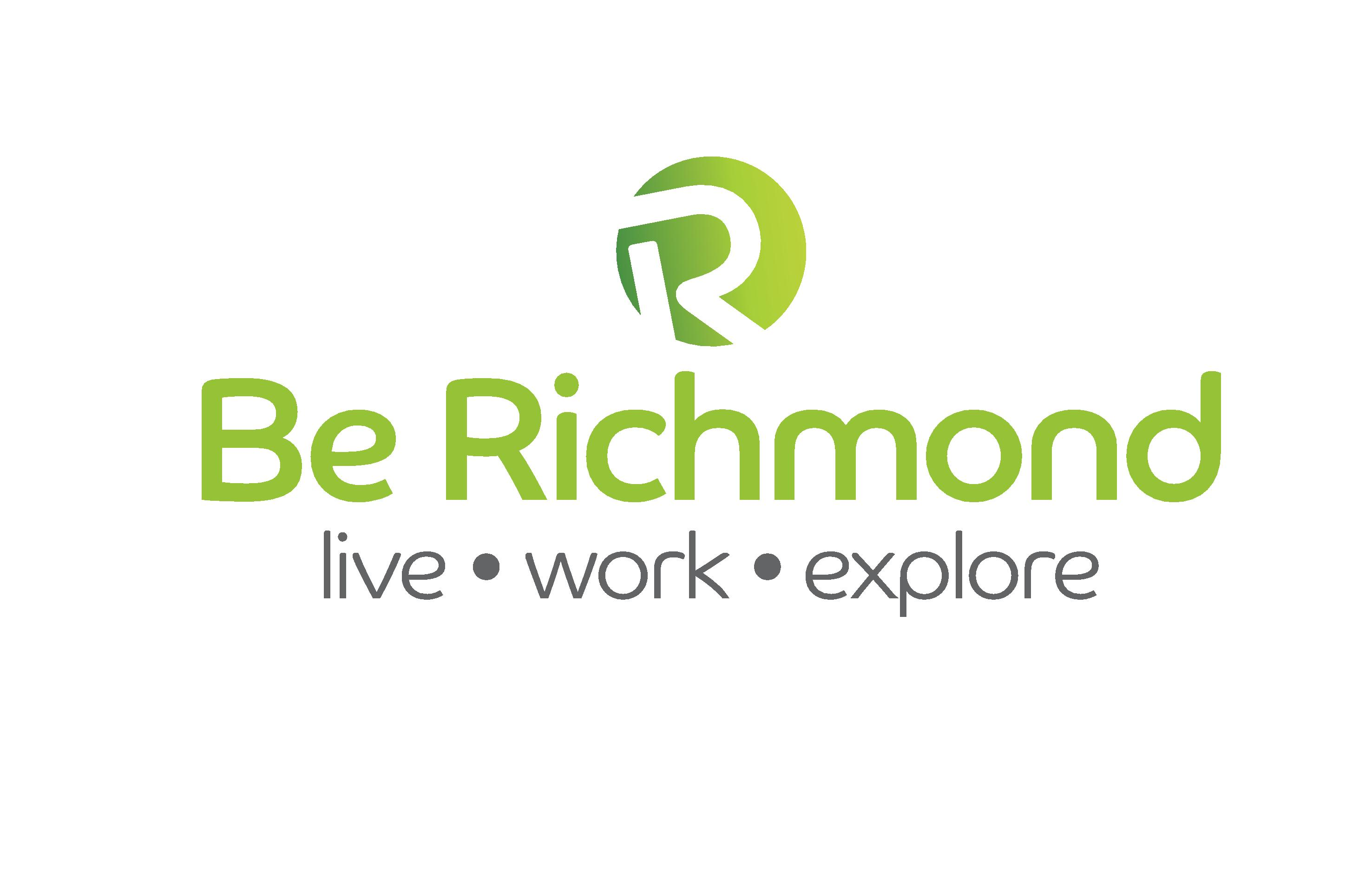 Be Richmond Logo