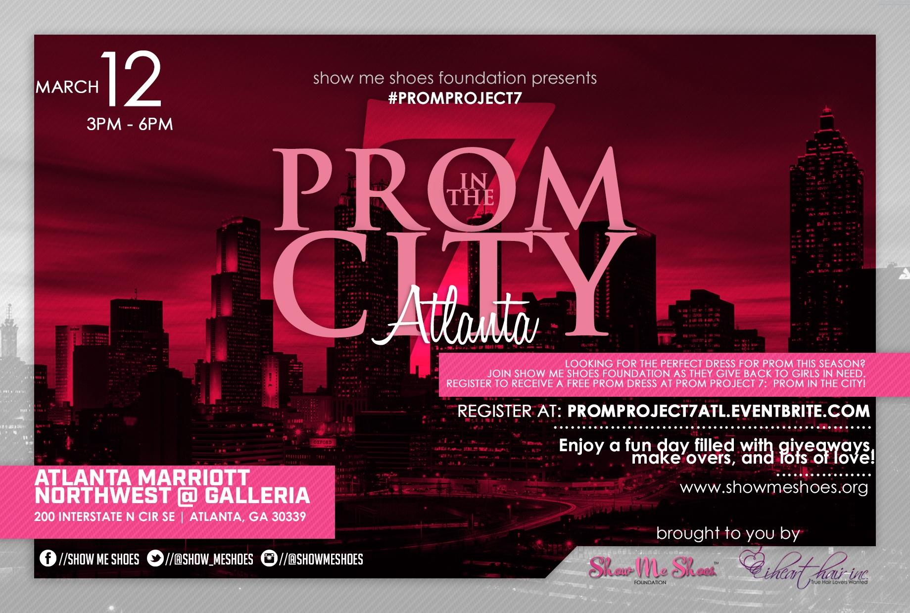 #PromProject7ATL