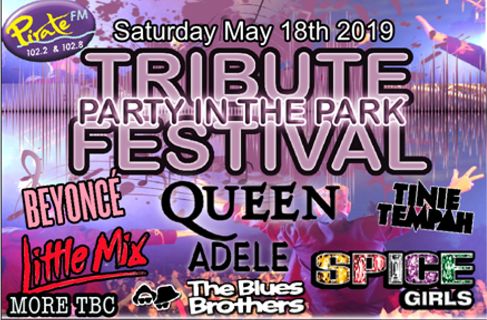 Party in the Park at Monkey Tree 2019