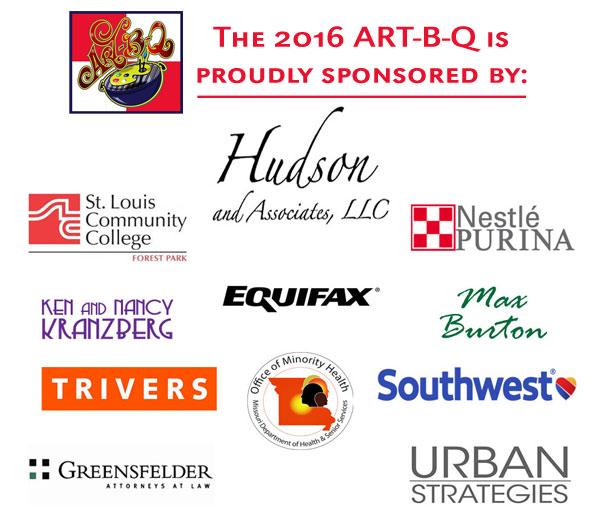 2016 ART-B-Q Sponsors