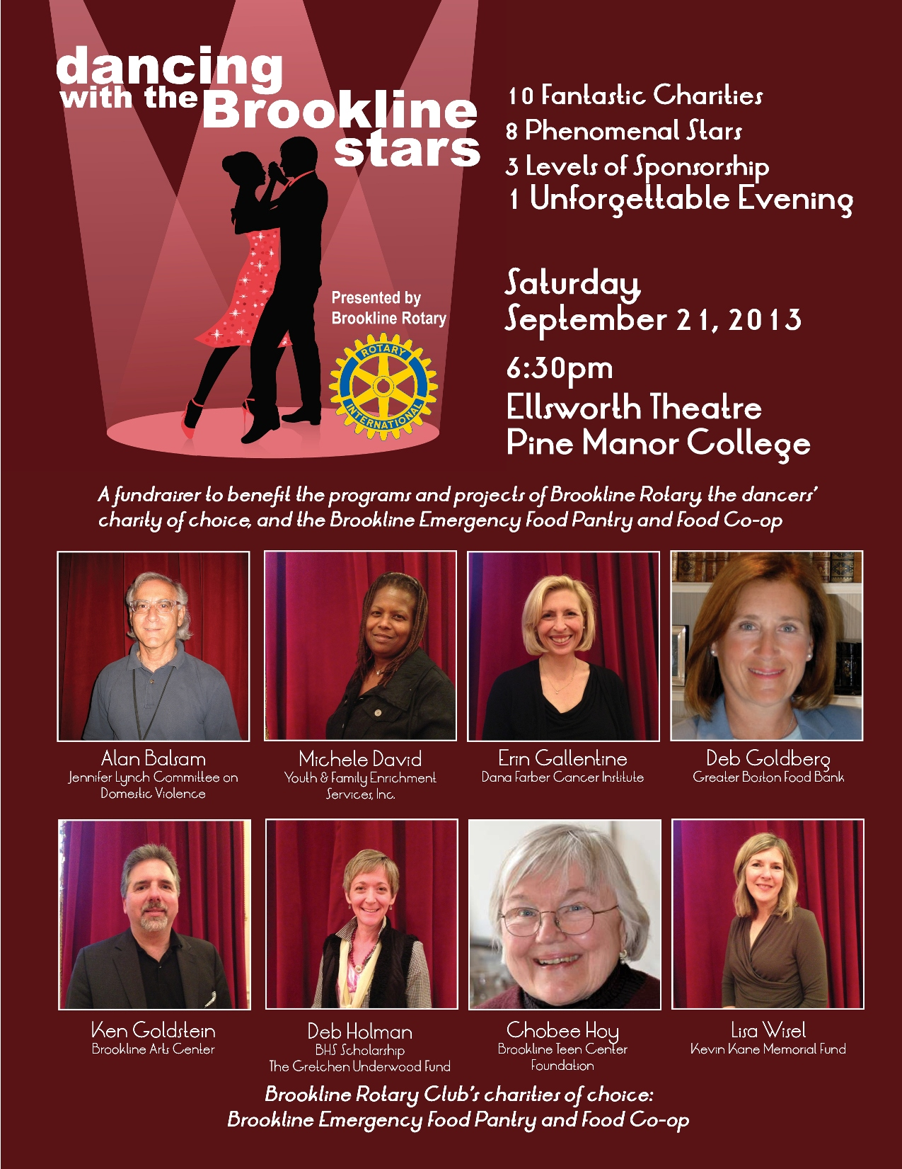 Dancing with the Brookline Stars