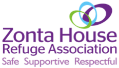 Zonta House Refuge Association Logo