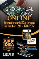 Week Long Online Entrepreneurial Conference