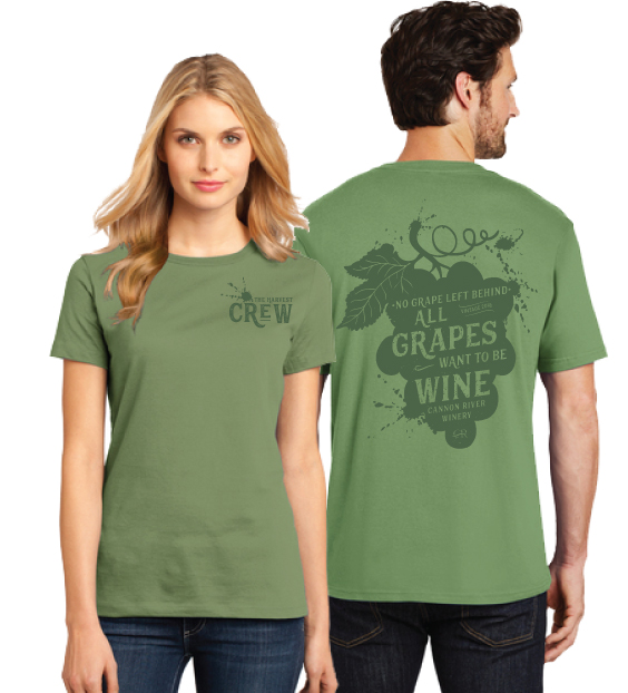 2018 Harvest Shirts