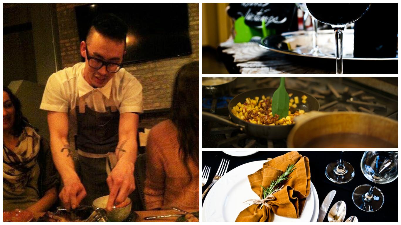 Chef on the Farm with Matt Cyr