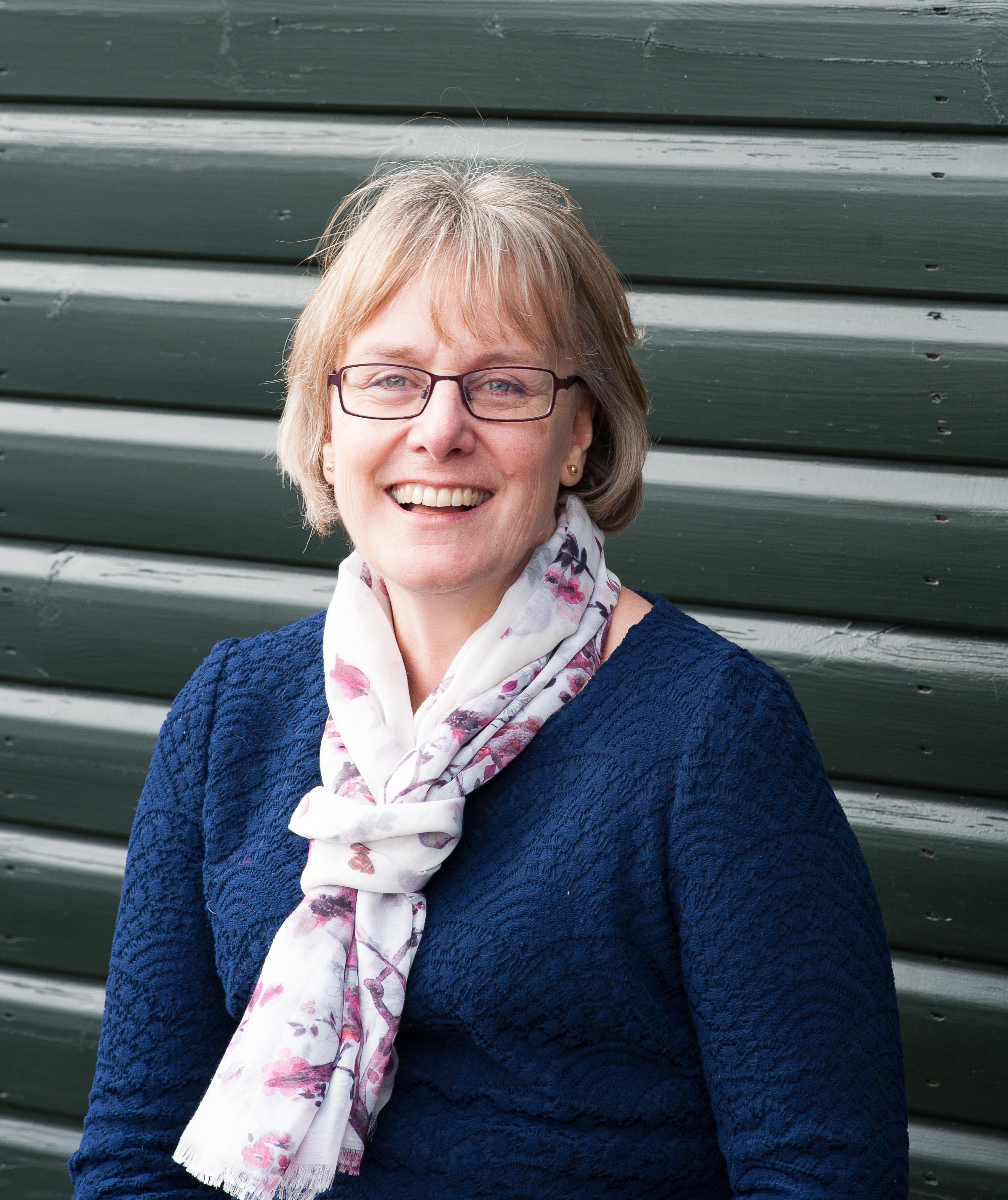Linda Huckle Regional Director