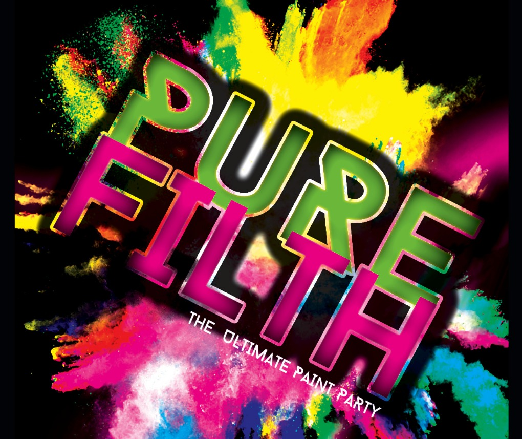 Pure Filth Paint Party 2017