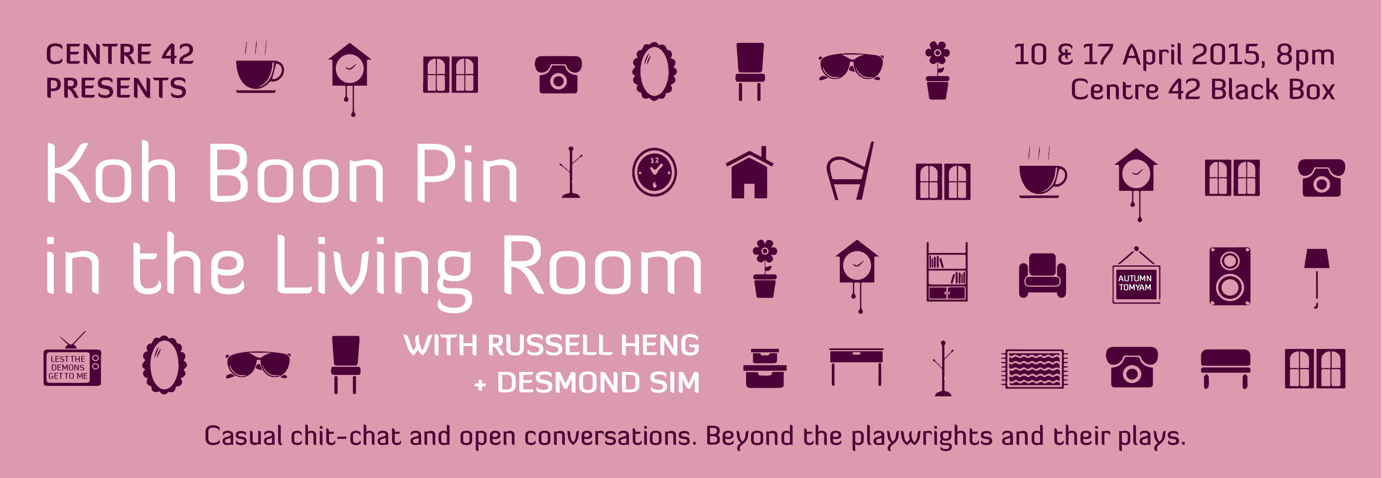 In the Living Room: Koh Boon Pin
