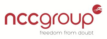 NCCGroup Logo