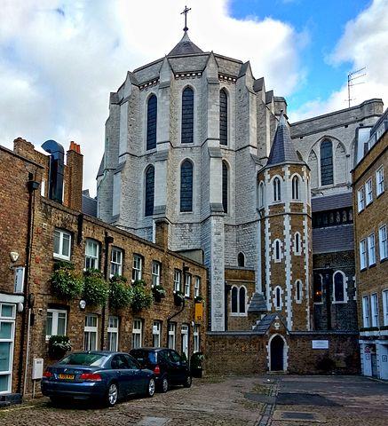 St James' Church (exterior)