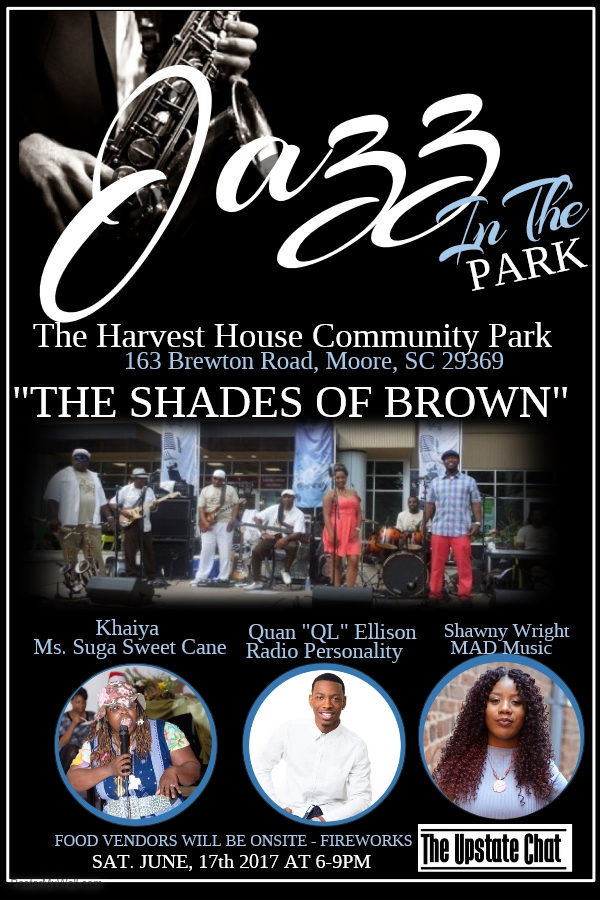 Jazz In The Park - 2017