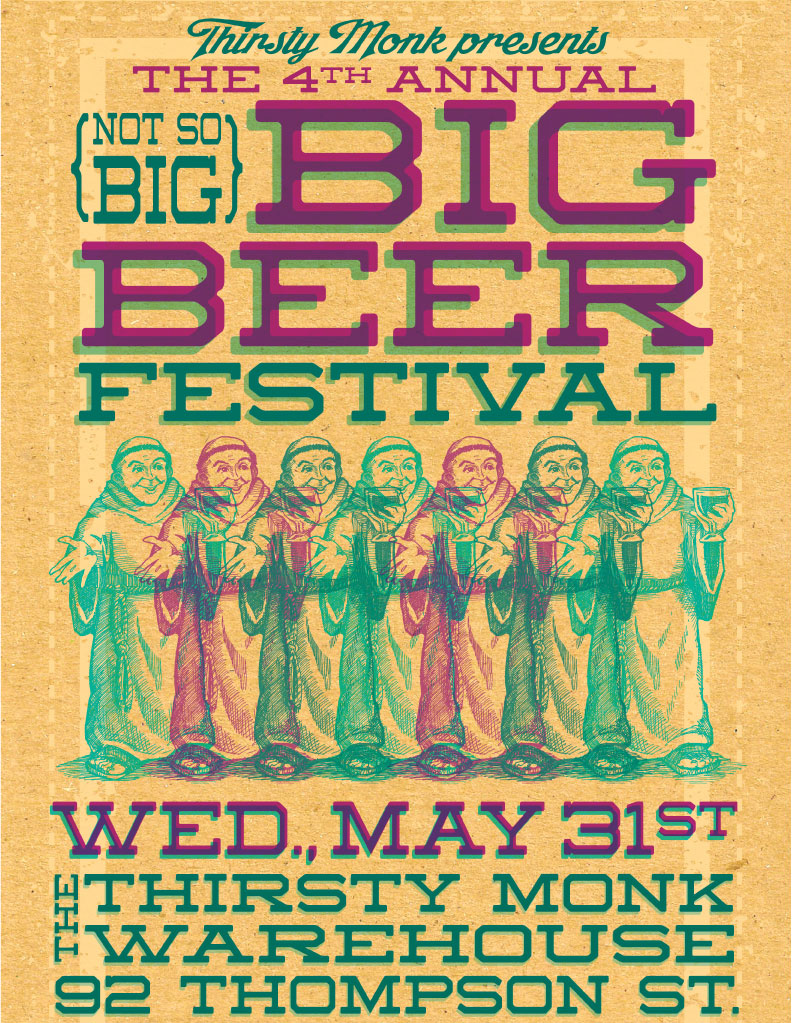 Not So Big BIG Beer Festival 2017