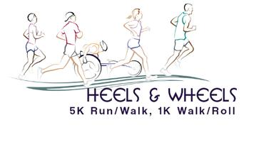 Heels & Wheels 5K Run/Walk, 1K Walk/Roll
