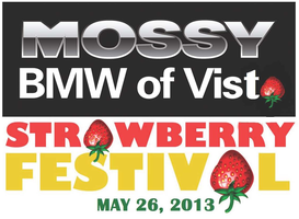 Mossy BMW Vista Strawberry Festival
