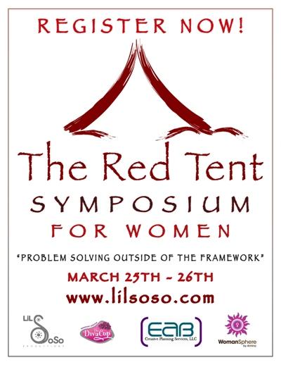 Red Tent DC Flier
