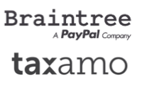Taxamo & Braintree payments event