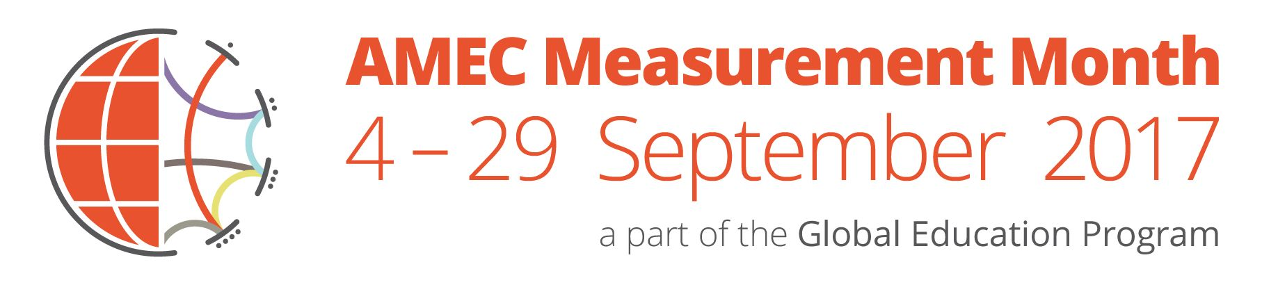 AMEC Measurement Month Logo