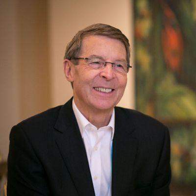 Barry Leggetter, CEO, AMEC