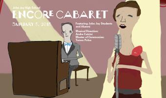 Encore Cabaret presented by ArtsALIVE    Tickets sales...