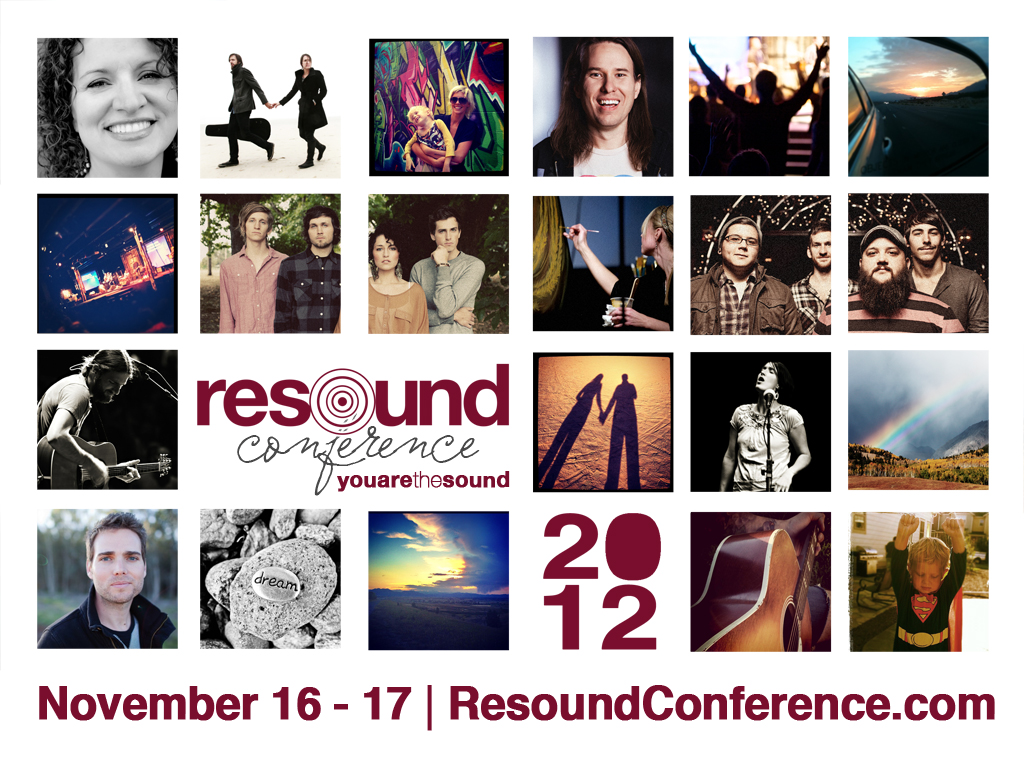 Resound 2012 Promo