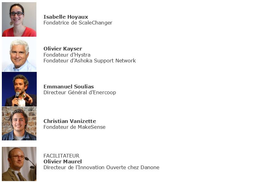 Isabelle Hoyaux / Olivier Kayser / Emmanuel Soulias / Christian Vanizette / Olivier Maurel