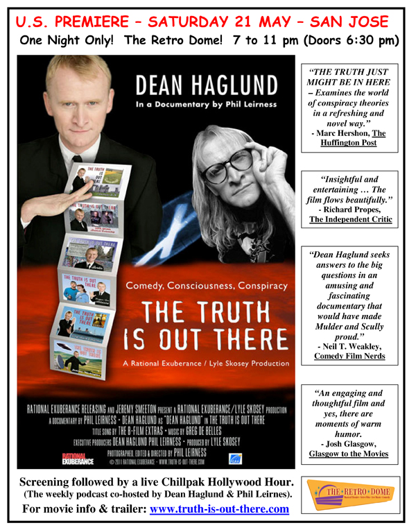 The Truth is Out There Movie
