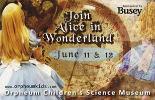 Alice (and me) in Wonderland