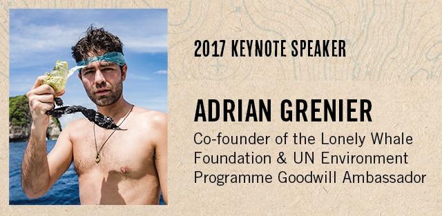 Adrian Grenier, Keynote Speaker