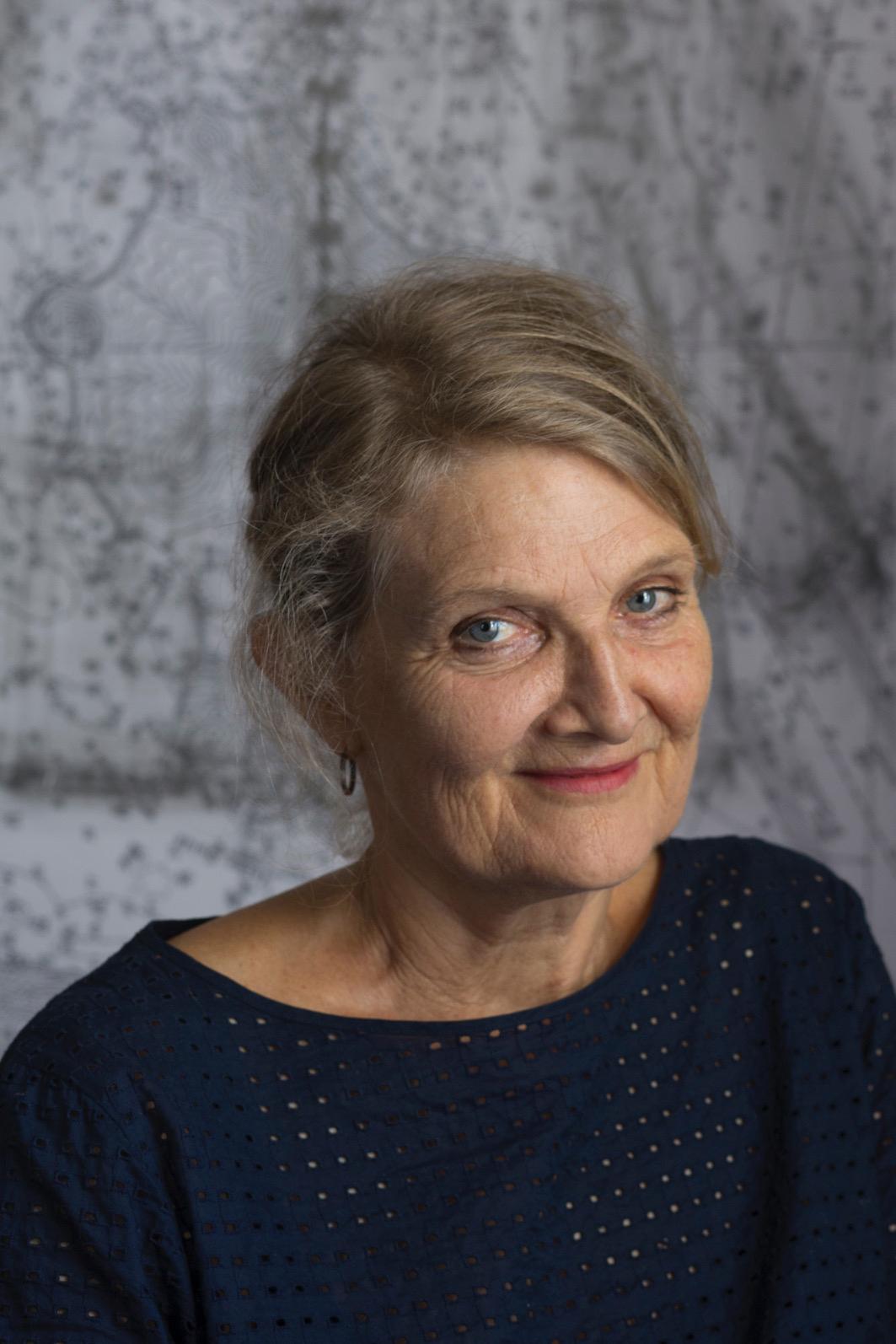 Sue Pedley. Photographer Anne Zahalka.