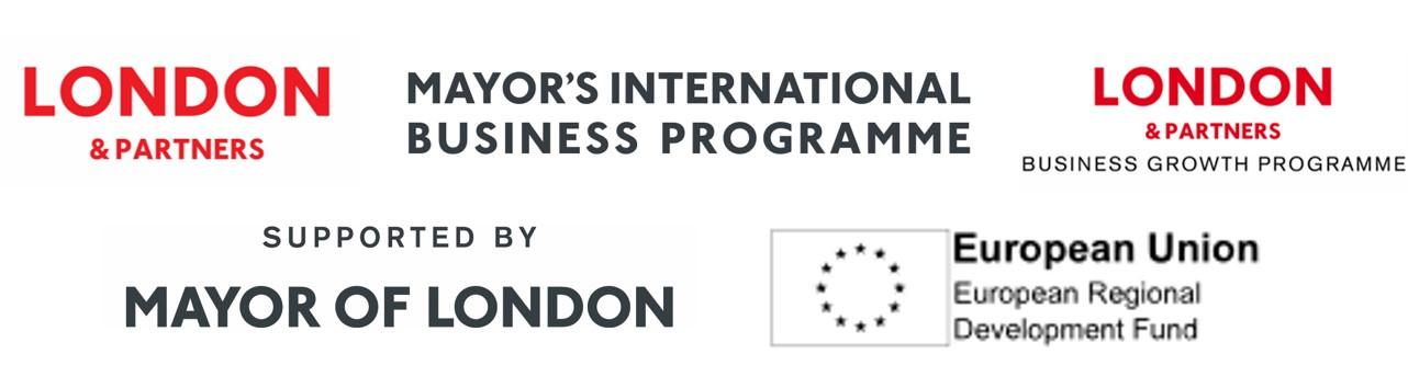 London Business Awards Logos