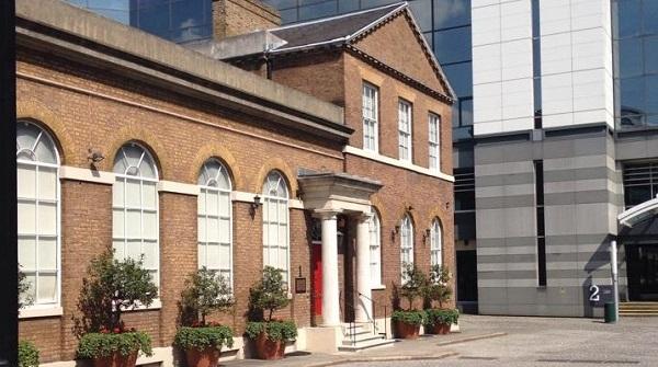 Custom House - London Docks
