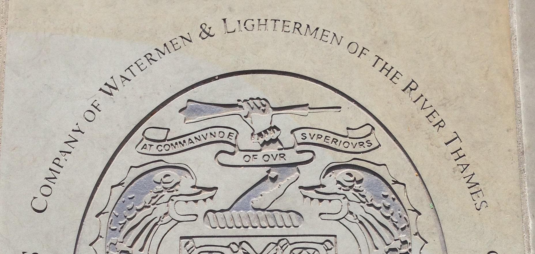 Watermen and Lightermen Plaque