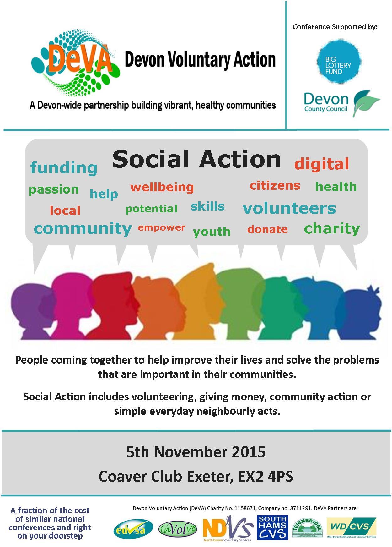 Social Action Programme Cover