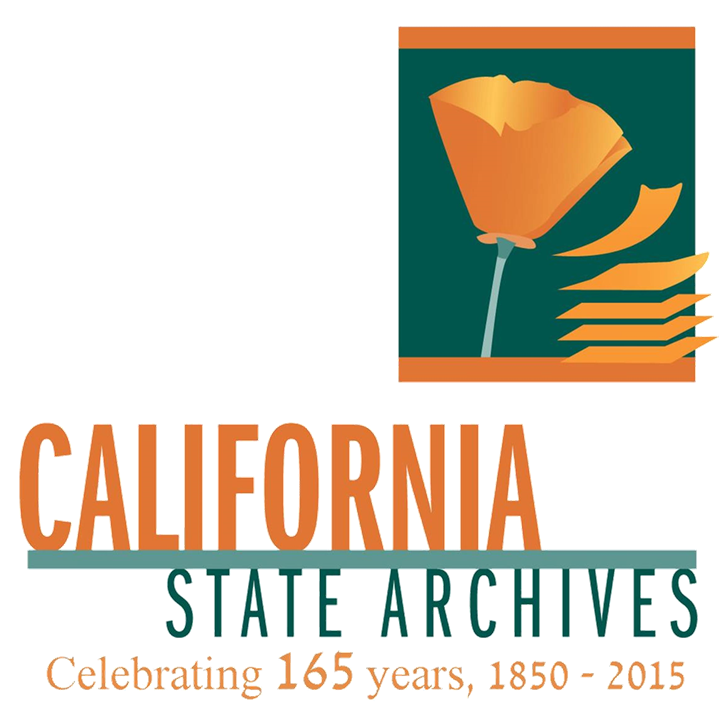 California State Archives logo