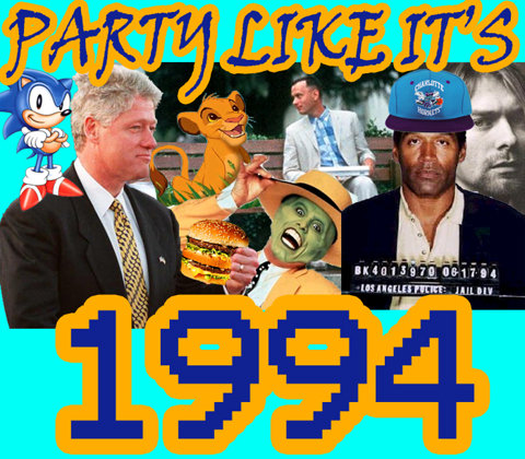 Party Like It's 1994!
