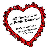 Fall Back in Love with Education: Valentine's Day Rally at...
