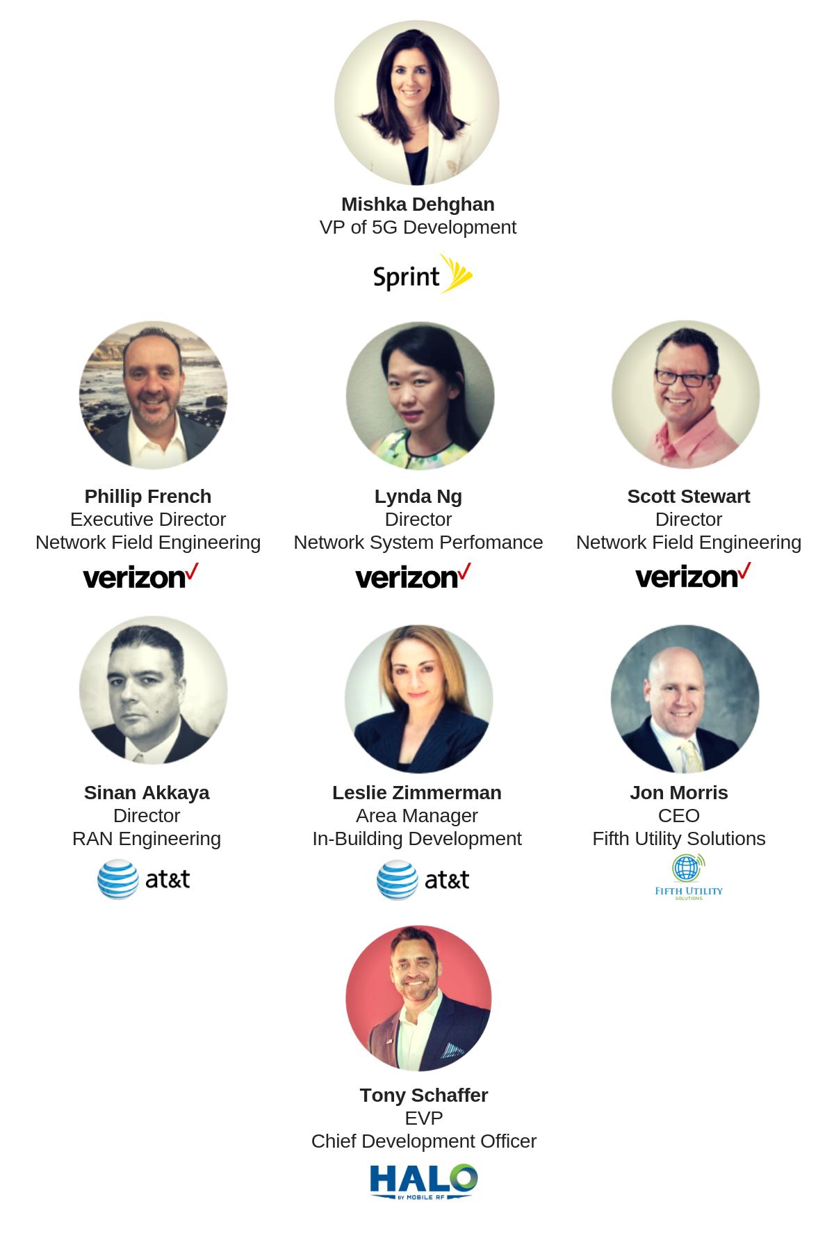 5G Forum DASpedia Speakers
