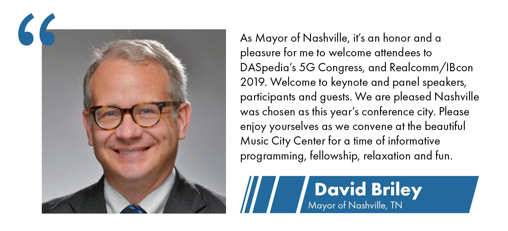 Nashville Mayor