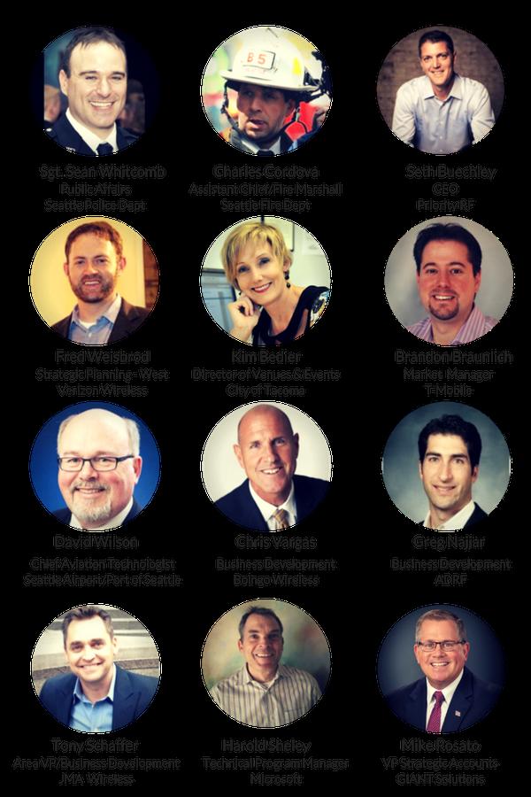 DASpedia Seattle Speakers