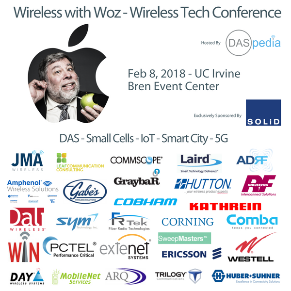 Wireless with Woz by DASpedia