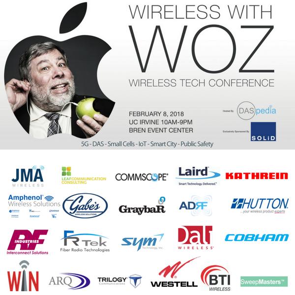 Wireless with Woz by DASpedia