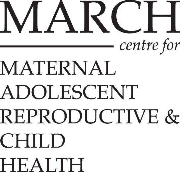 MARCH Centre logo