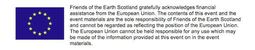EU funder acknowledgement