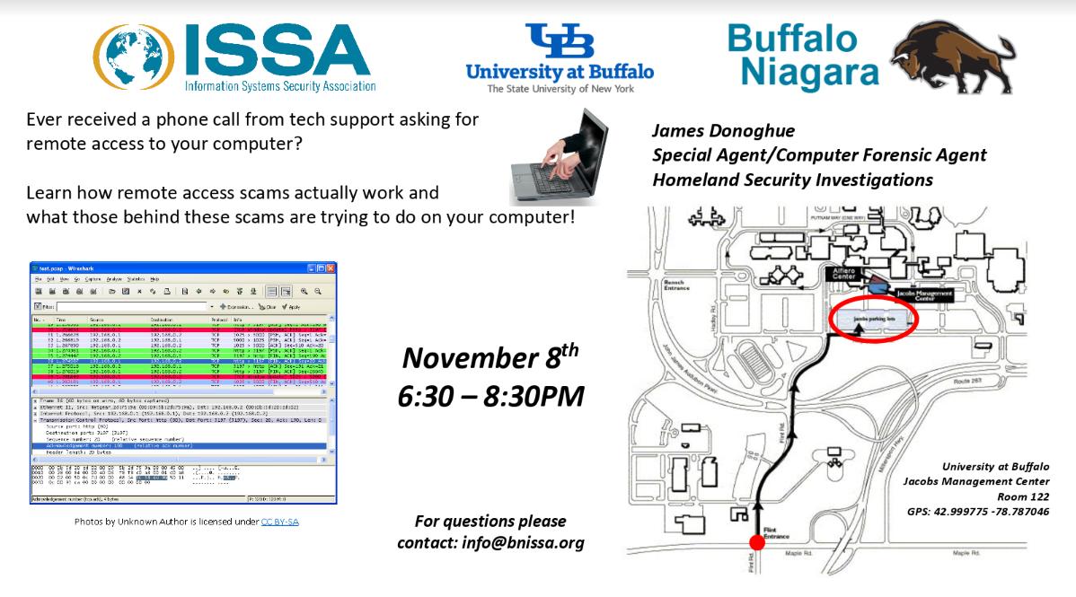 November BNISSA Event